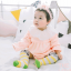 ถุงเท้ายาว สีเหลือง แพ็ค 10 คู่ ไซส์ M (อายุประมาณ 6-12 เดือน) thumbnail 2