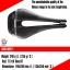 SELLE ITALIA อานนั่ง, NOVUS BOOST SUPERFLOW, ขนาด S, L, สีดำ (Road/MTB), L3,S3 thumbnail 3
