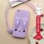 เคส VIVO V7+ (V7 Plus) ซิลิโคนกระต่ายน้อยแสนน่ารัก ราคาถูก (สายคล้องแล้วแต่ร้านจีนแถมมาหรือไม่) thumbnail 11