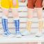 ถุงเท้ายาว สีน้ำเงิน แพ็ค 12 คู่ ไซส์ M ประมาณ 3-5 ปี thumbnail 1