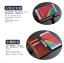 เคส Huawei Nova 3i แบบฝาพับหนังเทียม สามารถใส่บัตรได้ หรูหรามาก ราคาถูก thumbnail 2