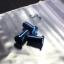 Hinderer 3.0 XM-18 HANDLE NUT TI Blue SET OF 3