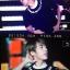 เสื้อยืดสีดำปักลายรอบคอเสื้อ แบบ Jungkook thumbnail 2