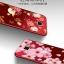 เคส Samsung Note 2 ซิลิโคนแบบนิ่ม สกรีนลายดอกไม้ สวยงามมากพร้อมสายคล้องมือ ราคาถูก (ไม่รวมแหวน) thumbnail 2