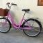 จักรยานแม่บ้าน MISAKI A2401 ไม่มีเกียร์ ล้อ 24นิ้ว พร้อมตะกร้าหน้า thumbnail 3