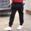 กางเกง สีดำ แพ็ค 5 ชุด ไซส์ 120-130-140-150-160 (เลือกไซส์ได้) thumbnail 3