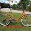 จักรยานแม่บ้านพับได้ K-ROCK ล้อ 24 นิ้ว เฟรมเหล็ก,TGH2406A thumbnail 15