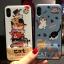 เคส iPhone X พลาสติก TPU สกรีนลายน่ารักมากๆ สามารถดึงกางออกมาตั้งได้ ราคาถูก thumbnail 3