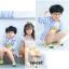 ถุงเท้าสั้น คละสี แพ็ค 10คู่ ไซส์ M (อายุประมาณ 3-5 ปี) thumbnail 3