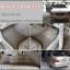พรมไวนิลดักฝุ่น Benz E240 W211 สีครีมขอบครีม thumbnail 1