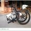 จักรยานพับ BACKER K-200 เฟรมอลู 18 สปีด Shimano Sora 2018 thumbnail 29
