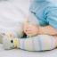 ถุงเท้ายาว ลายจิ้งจอก สีเทา แพ็ค 10 คู่ ไซส์ M (อายุประมาณ 6-12 เดือน) thumbnail 3
