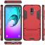 เคส Samsung J8 2018 เคสกันกระแทก 2 ชั้น TPU + PC มีขาตั้งกาง-หุบได้ เท่ๆ thumbnail 16