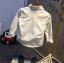 เสื้อ สีขาว แพ็ค 5 ชุด ไซส์ 7-9-11-13-15 thumbnail 2
