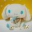 sanrio cinnamo roll plush doll ตุ๊กตาชินนาโมโรลงานเเซนริโอ้เนื้อนุ่ม thumbnail 1