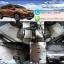 พรมดักฝุ่นไวนิลเข้ารูปปูพื้นในรถยนต์ Honda BR-V 2016 สีเทาขอบเทา thumbnail 1