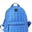 กระเป๋า MCM สีน้ำเงิน(ไม่ปักหมุด) thumbnail 1