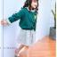ถุงเท้าสั้น คละสี แพ็ค 10คู่ ไซส์ L (อายุประมาณ 6-8 ปี) thumbnail 3