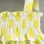 ชุดเซต 3 ชิ้นลายจุดสีเหลือง แพ็ค 3 ชุด [size 6m-18m-2y] thumbnail 2