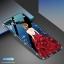 เคส OPPO R15 Pro พลาสติก TPU ลายผู้หญิงและดอกไม้สวยงาม ราคาถูก (ไม่รวมสายคล้องและแหวน) thumbnail 8