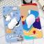 เคส ZenFone 5 พลาสติกสกรีนลายการ์ตูน พร้อมการ์ตูน 3 มิตินุ่มนิ่มสุดน่ารัก ราคาถูก thumbnail 1