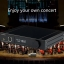 ขาย TOPPING DX7 DAC/AMP ตั้งโต๊ะชุดใหญ่ระดับ Hi-Res รองรับ DSD มาพร้อม Remote control thumbnail 15