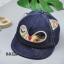 หมวก สีน้ำเงินเข้ม แพ็ค 5ใบ ไซส์รอบศรีษะ 48cm thumbnail 2