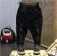 กางเกง (ด้านในกำมะหยี่) สีดำ แพ็ค 5 ชุด ไซส์ 7-9-11-13-15 thumbnail 1