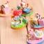 ชุดเซ็ต 5 ชิ้น ตุ๊กตาโมเดลเฮลโหลคิตตี้ Hello Kitty figure model set of Day life thumbnail 9
