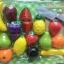 ผักผลไม้หั่นได้ 22 ชิ้น (10ชนิดไม่ซ้ำ) thumbnail 2