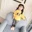 เสื้อ สีเหลือง แพ็ค 5 ชุด ไซส์ 80-90-100-110-120 thumbnail 2