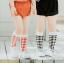 ถุงเท้ายาว สีแดง แพ็ค 12 คู่ ไซส์ S ประมาณ 1-3 ปี thumbnail 1