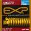 สายกีตาร์โปร่ง D'Addario EXP11 Coated 80/20 Bronze, Light, 12-53 thumbnail 1