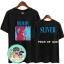 เสื้อยืด (T-Shirt) SLIVER แบบ BTS+WINNER thumbnail 2