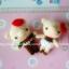 ตุ๊กตาถัก หมูคู่รัก thumbnail 1