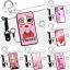 เคส Huawei GR5 (2017) ซิลิโคน soft case สกรีนลายการ์ตูนน่ารักๆ พร้อมสายคล้องและแหวน ราคาถูก thumbnail 1