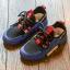 รองเท้าเด็กแฟชั่น สีน้ำเงิน แพ็ค 5 คู่ ไซต์ 31-32-33-34-35 thumbnail 1