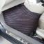 พรม 6D Toyota Vios 2012 สีดำ แดง + ท้าย thumbnail 2