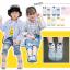ถุงเท้าสั้น คละสี แพ็ค 10คู่ ไซส์ L (อายุประมาณ 6-8 ปี) thumbnail 1