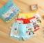 กางเกงในเด็ก คละสี แพ็ค (1 ถุง มี 3 ตัว แพ็ค 8 ถุง รวม 24 ตัว) ไซส์ M thumbnail 1