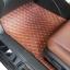 พรมปูพื้นรถยนต์ 6D honda accord 2017 สีน้ตาลอ่อน + ท้าย thumbnail 3