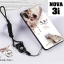 เคส Huawei Nova 3i เคสซิลิโคนลายการ์ตูน น่ารักๆ หลายลาย พร้อมแหวนจับมือถือลายเดียวกับเคส thumbnail 23