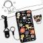 เคส VIVO V3 ซิลิโคน soft case สกรีนลายการ์ตูนน่ารักๆ พร้อมสายคล้องและแหวน ราคาถูก thumbnail 12