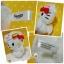 Rare Limited Edt. SANRIO HELLO KITTJapanese Costume ตุ๊กตาเฮลโหลคิตตี้ มาในชุดเชิดสิงโตสีขาวน่ารักๆมากจ้า thumbnail 2