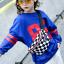 เสื้อ สีน้ำเงิน แพ็ค 5 ชุด ไซส์ 120-130-140-150-160 (เลือกไซส์ได้) thumbnail 3