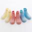 ถุงเท้าสั่น คละสี แพ็ค 12 คู่ ไซส์ M (ประมาณ 1-3 ปี) thumbnail 2