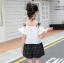 เสื้อ+กางเกง แพ็ค 6 ชุด ไซส์ 110-120-130-140-150-160 (เลือกไซส์ได้) thumbnail 3