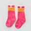 ถุงเท้ายาว สีโรส แพ็ค 12 คู่ ไซส์ M ประมาณ 3-5 ปี thumbnail 3