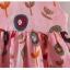 ชุดเดรสลายดอกไม้สีชมพู แพ็ค 4 ชุด [size 6m-1y-18m-2y] thumbnail 3