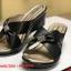 รองเท้าบาจารุ่นโบเพชร สีดำ thumbnail 1